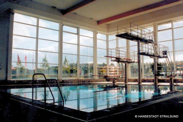 Hansedom stralsund sportbad