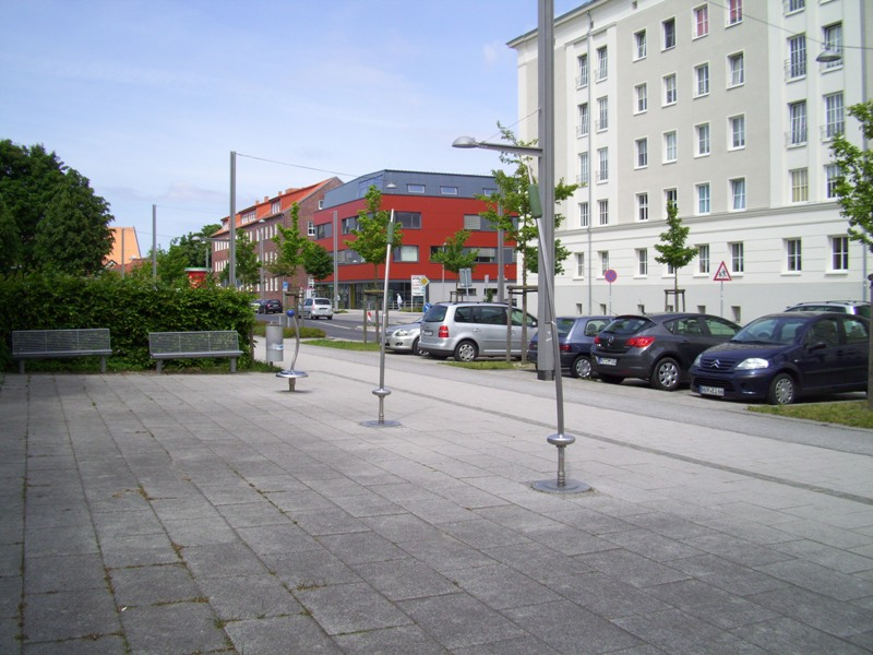 Spielstation Frankendamm