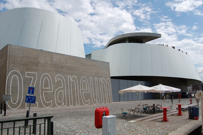 OZEANEUM - a tourist attraction